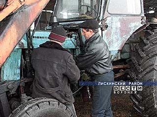 Подготовка к посевной в Нижне-Марьино идет полным ходом