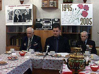 Подготовка к празднованию 60-летия окончания ВОВ уже началась