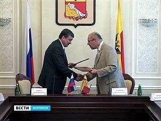 Подписан договор о подготовке специалистов для воронежских учреждений здравоохранения
