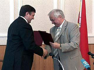 Подписано соглашение о сотрудничестве в сфере АПК