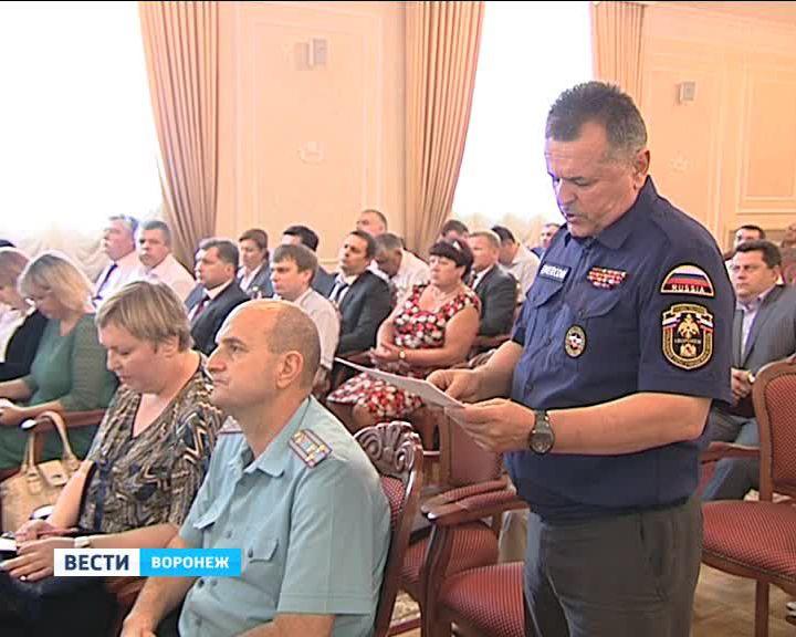 Подтапливаемые в Воронеже улицы приведут в боевую готовность