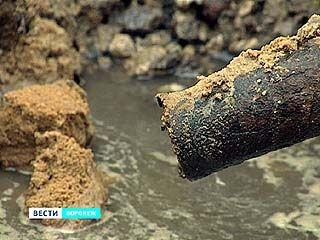Подвалы нескольких домов на левом берегу Воронежа затопило канализационными стоками