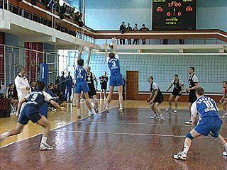 Подведены итоги соревнований первой лиги во волейболу