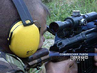 Подведены итоги соревнований по стрельбе среди сотрудников ФСБ