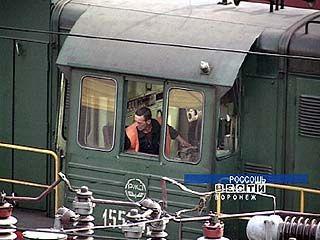 Поездная бригада предотвратила железнодорожную катастрофу