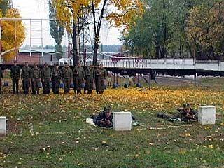 Пограничная служба Воронежской области нуждается в кадрах