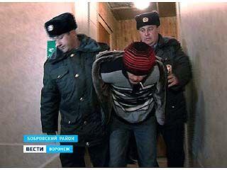 Похитителя 10-летней девочки задержали в Бобровском районе