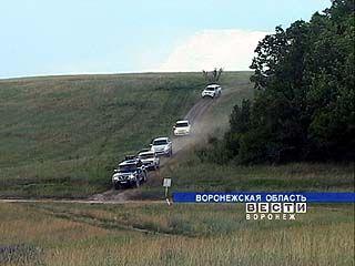 Поклонники автотуризма отправились в экспедицию по среднему Дону