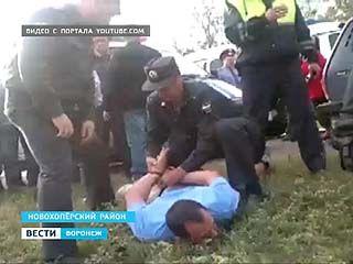 Полицейские арестовали семерых человек за участие в погроме лагеря геологов