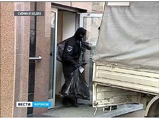Полицейские подвели результаты проверки Воронежской коммунальной палаты