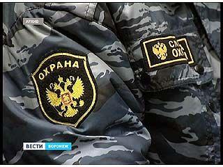 Полицейские всей страны собрались в Воронеже
