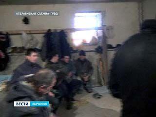 Полицейские задержали в Воронеже 10 нелегальных мигрантов
