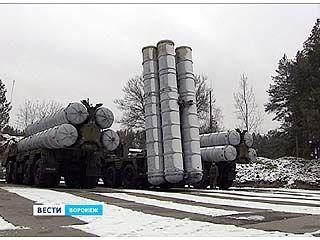 Полк ПВО ровно год в составе войск космической обороны