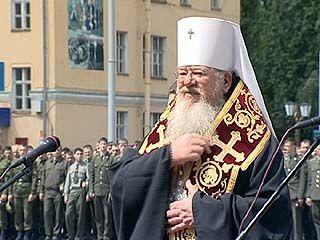 Полковая церковь Воронежского авиационного института передана епархии