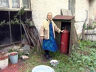 Половина Воронежской области осталась без сжиженного газа