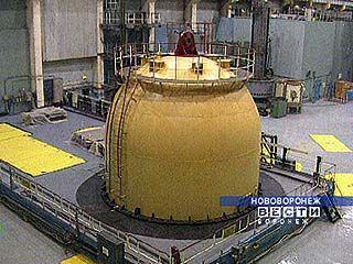 После профилактики вновь заработал 3-ий энергоблок Нововоронежской АЭС