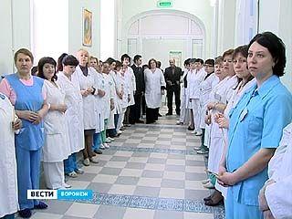 После реставрации открылся корпус Воронежской офтальмологической больницы