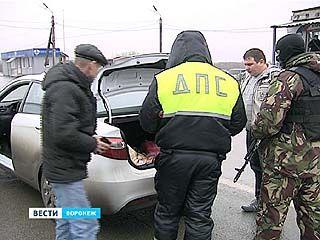 После событий в Волгограде, воронежские полицейские усиленно патрулируют улицы