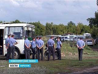 Посёлок геологов в Новохоперском районе находится под усиленной охраной