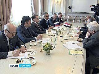 Посол Ирака и врио губернатора Воронежской области обсудили перспективы сотрудничества