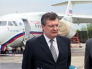 Посол Украины в России Константин Грищенко побывал на ВАСО