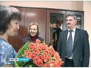 Постоянная читательница женского журнала из Воронежа, выиграла денежный приз