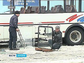 Пострадавшие от нападения автобусы снова вышли на маршрут