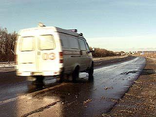 Пострадавшим в ДТП в Тульской области помогут воронежские врачи