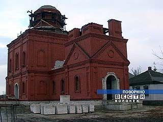 Поворино - единственный город области, где нет православного храма