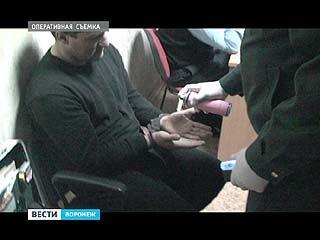 Поворинский районный суд начал рассмотрение дела о героиновом курьере
