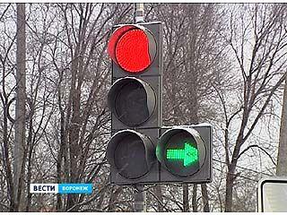 Поворот на Тепличный теперь оборудован светофором