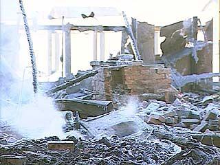 Пожар в посёлке Масловка унёс жизни трёх человек