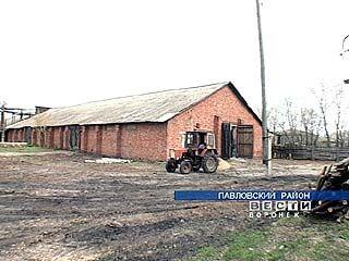 Пожарное отделение создают в селе Русская Буйловка