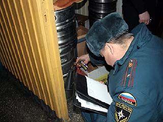 Пожарные и сотрудники прокуратуры проверили клубы и кафе Воронежа
