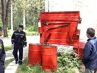 Пожарный надзор проверяет оснащенность лагерей средствами пожаротушения