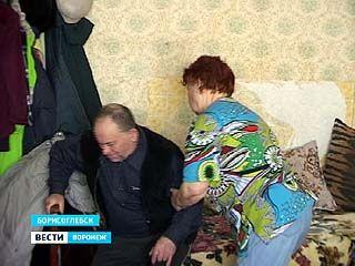 Пожилая чета из Борисоглебска после пожара может оказаться на улице