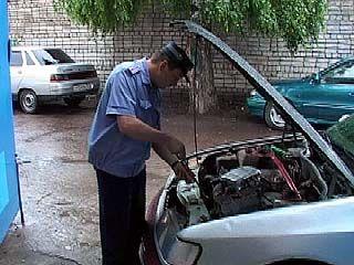 Правоохранительные органы провели рейд по автокомплексам