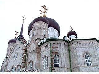Православная церковь отметила праздник Торжества Православия