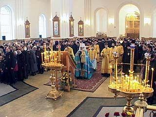 Православная церковь празднует День памяти святителя Митрофания Воронежского