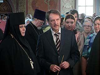 Православные христиане отмечают Преображение Господне