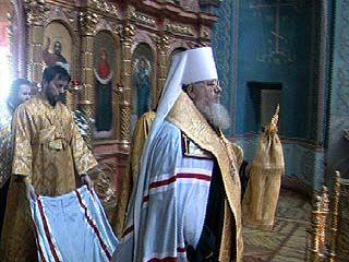 Православные христиане отмечают Успение Пресвятой Богородицы