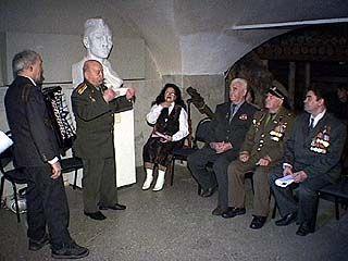 Праздник для ветеранов ВОВ пройдет в музее Арсенал