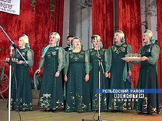 Праздник русской песни собрал в Россоши творческие коллективы