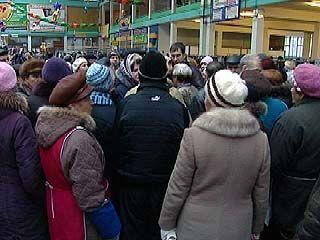 Предприниматели Центрального рынка Воронежа объявили забастовку