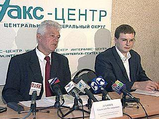 Председатель Контрольно-счетной палаты встретится с журналистами