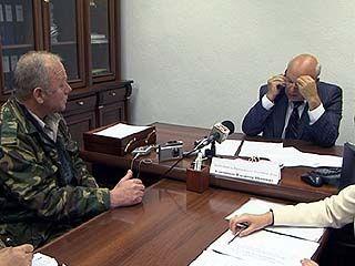 Председатель облдумы Владимир Ключников встречался с воронежцами