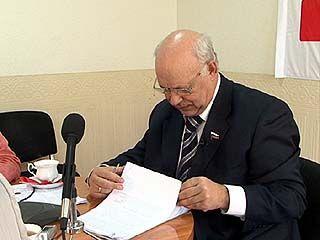 Председатель Воронежской облдумы в тройке лидеров среди руководителей ЦФО