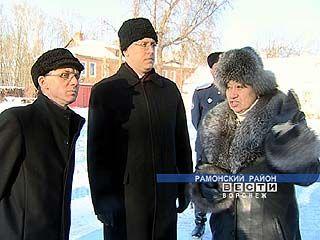 Представители голубых кровей посетили Воронеж