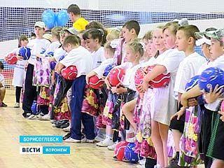 Представители Международной федерации футбола несколько дней провели в Борисоглебске