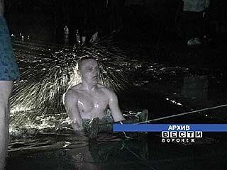 Представители Общественной палаты искупались в водохранилище